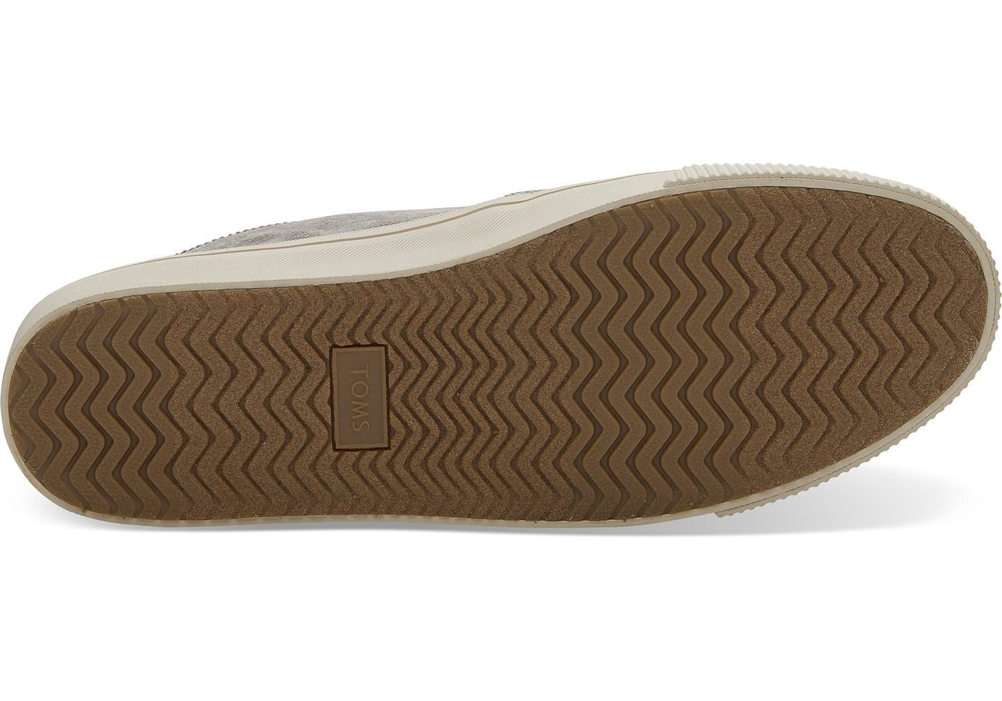 bac69a4788 TOMS Cement Micro Corduroy Men s Carlo Sneakers Shoes by TOMS in ...