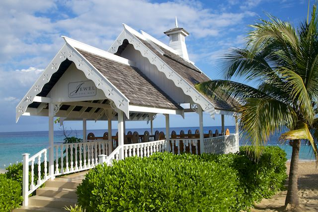 Wedding Chapel By The Beach Jewel Runaway Bay Resort Jamaica