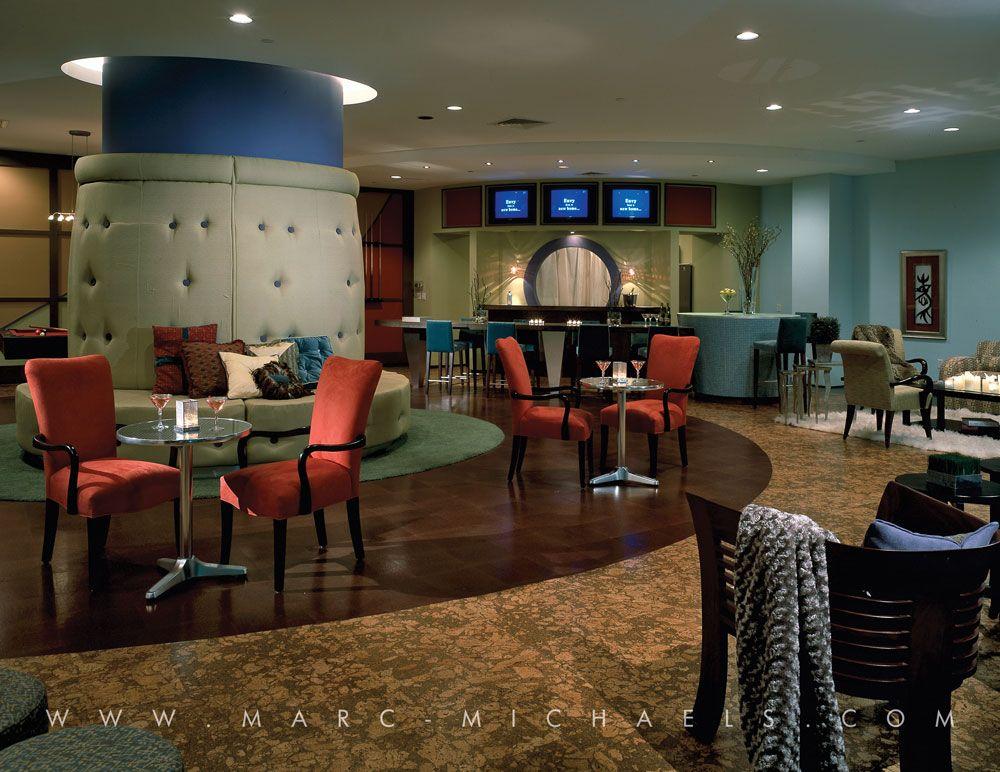 Lobby Lounge, Waverly, Miami Beach, FL, Urban Condo