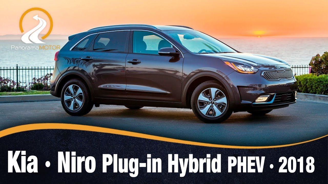 Kia Niro Plug In Hybrid Phev 2018 Kia Hybrid Car Hybrids