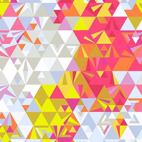 Ex Libris - Tessellation (Sunrise) | 100% Cotton