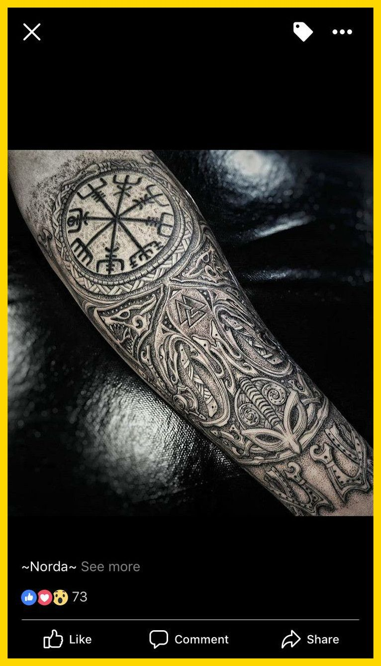 Astonishing Best Nordic Sleeve Tattoo Ideas For Viking Designs Trends And Styles Sleeve Tattoo Unbelievable Wikinger Tattoos Nordisches Tattoo Wikinger Tattoo