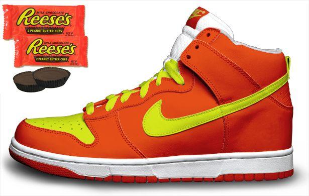 8b5c96242 reese's color shoes | clothes & shoes | Best peanut butter brand ...