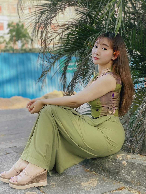 Pin on Myanmar women