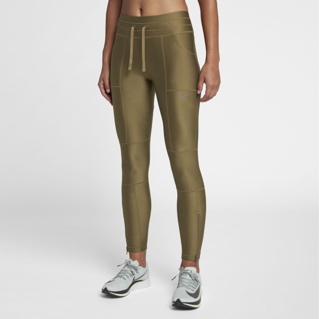92d370399a8cb Nike Women's Utility Training Tights Size XS (Lichen Brown) in 2019 ...