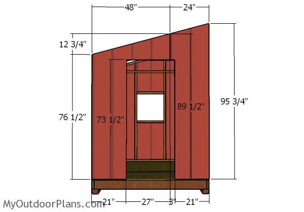 Ice Shanty Roof Plans MyOutdoorPlans