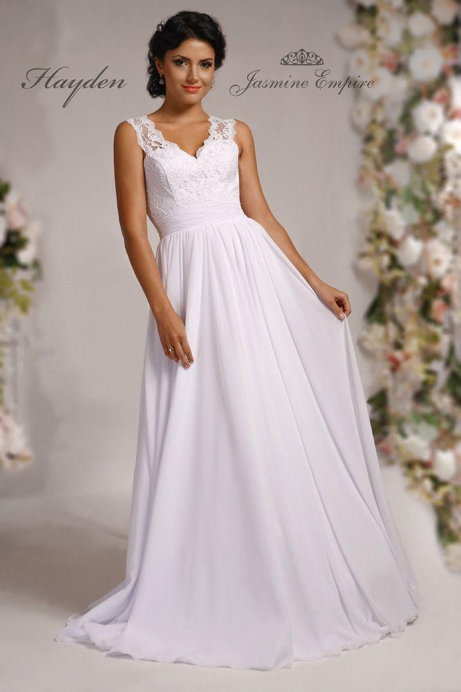 Wedding dress, lace, dream dress, ivory