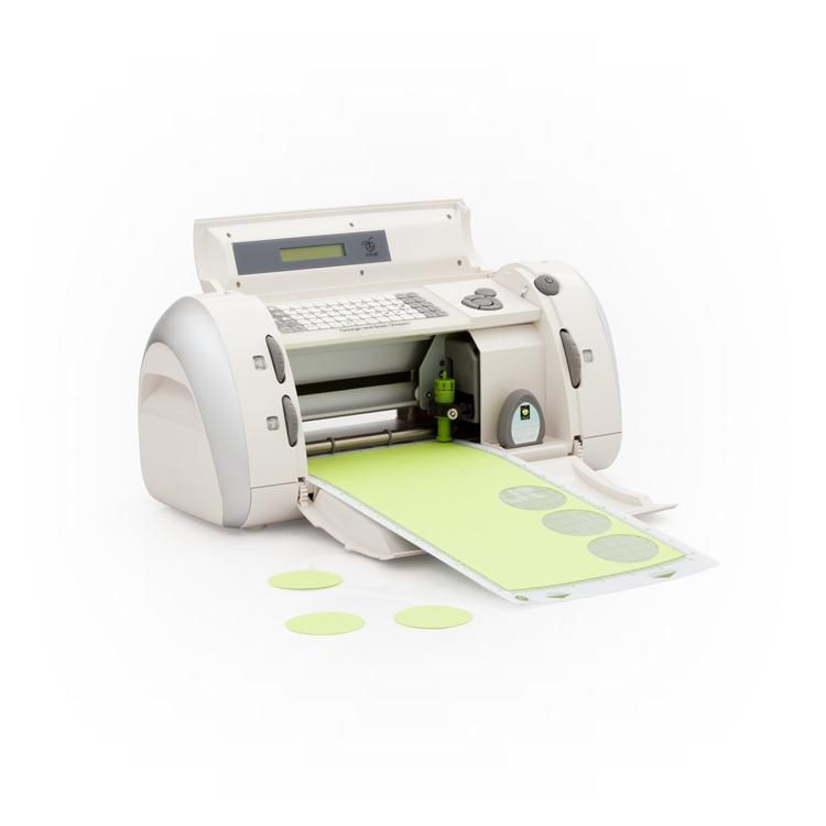 Cricut Personal Electronic Cutter Machine No Computer Required