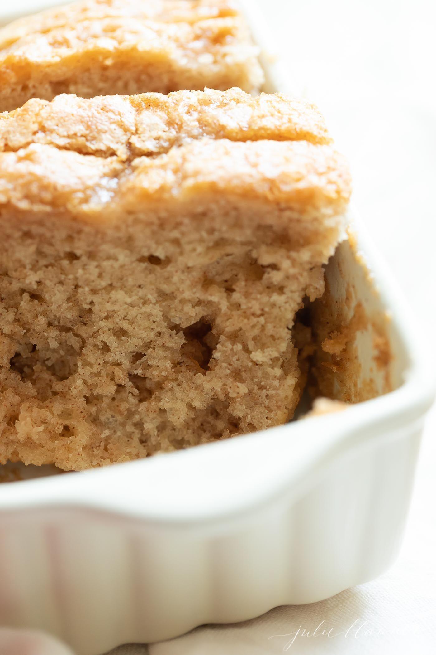 Amazing Apple Bread in Just 5 Minutes   Julie Blan