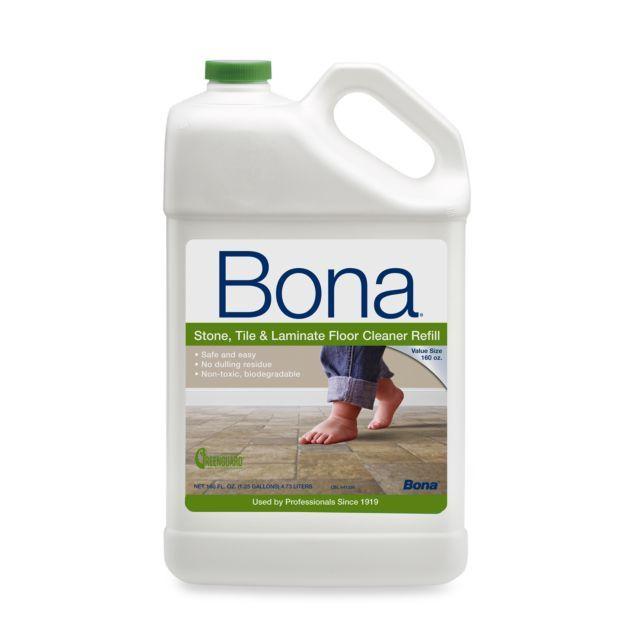 Bona Hard Surface Floor Cleaner Refill 160 Oz Laminate Cleaner Laminate Flooring Floor Cleaner