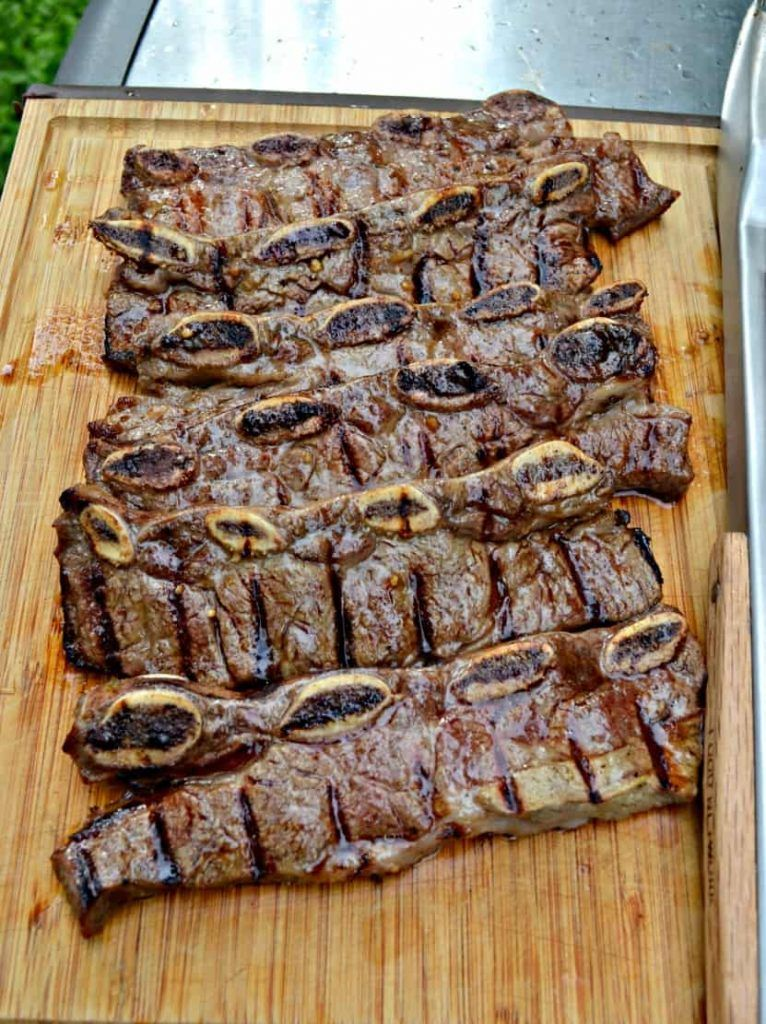 Beer And Lime Marinated Flanken Style Short Ribs Recipe Rib Recipes Grill Rib Recipes Beef Short Ribs Oven
