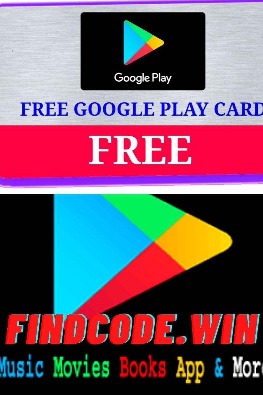 Free Google Play gift card 2020,Google Play gift card 2020