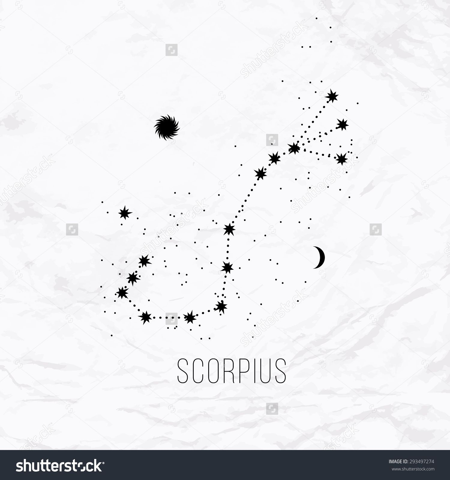 tattoo scorpion constellation google search tatoo pinterest tatouages id e tatouage et. Black Bedroom Furniture Sets. Home Design Ideas
