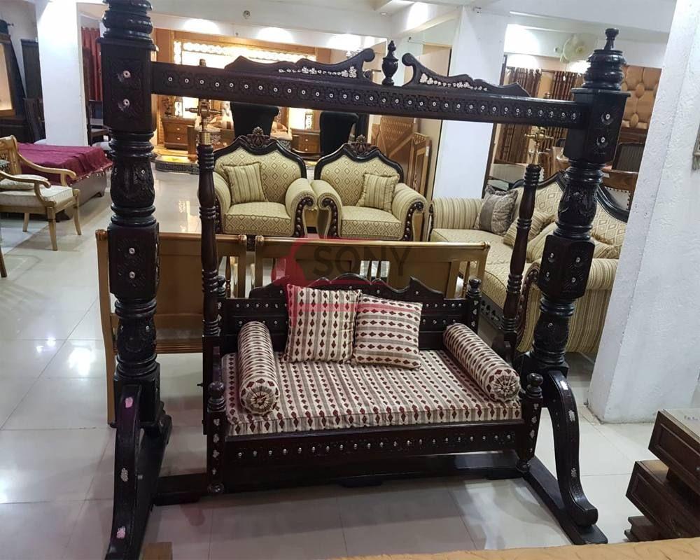 Chnioti Jhula In Karachi Swing Chair