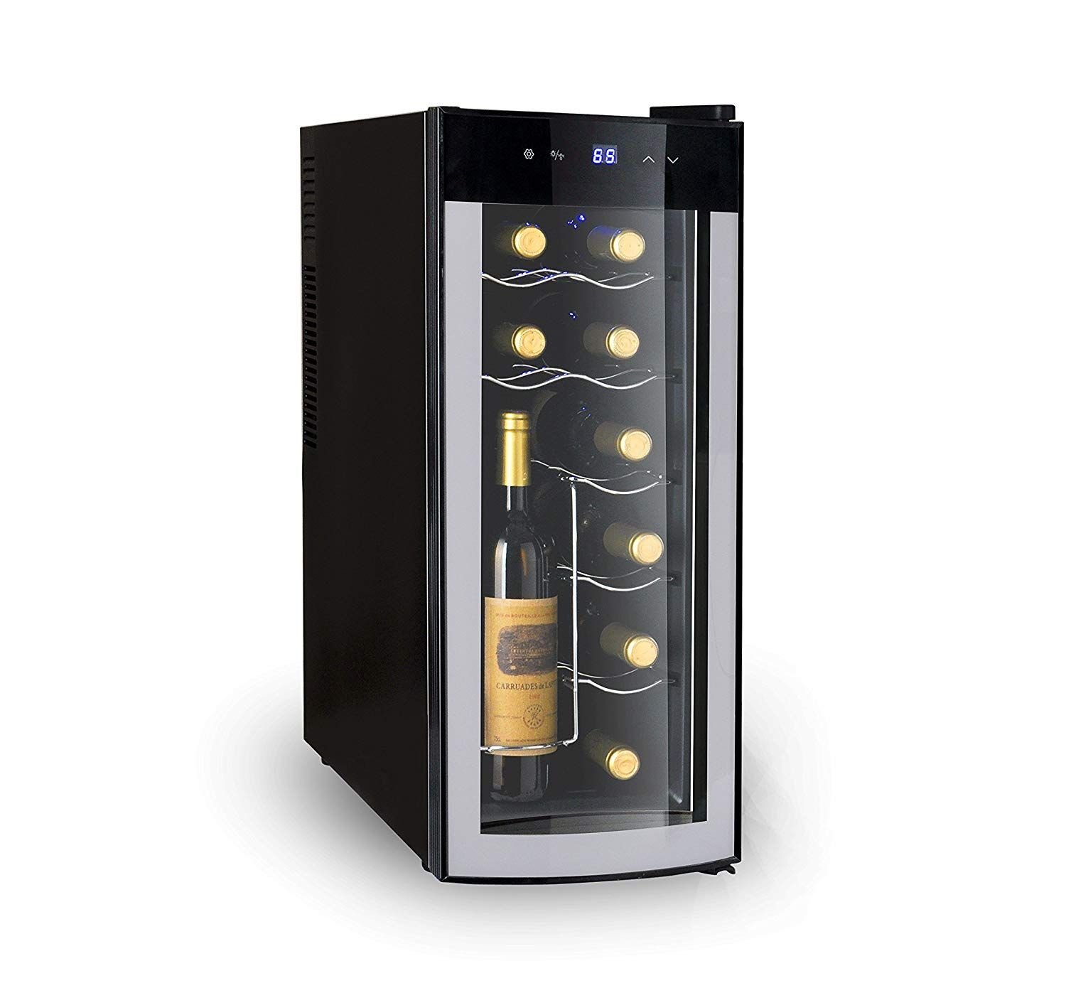 8 Best 12 Bottle Wine Cooler Plus 1 To Avoid Best Wine Coolers Wine Chiller Italian Wine