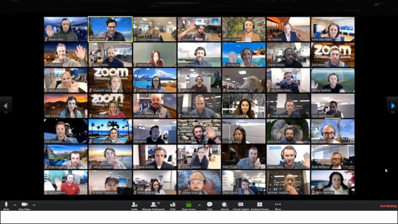 Zoom Meetings Review Zoom Video Conferencing Student Engagement Zoom Video Communications