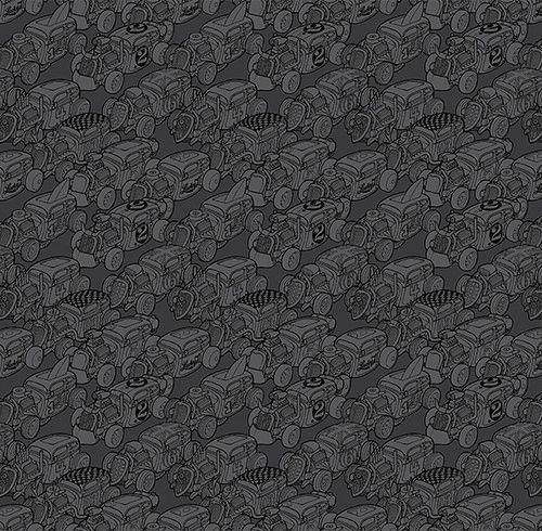 rat rod pattern repeat Uriah