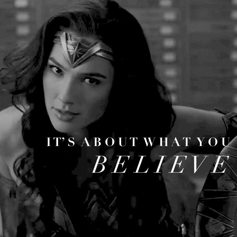 Quotes From Wonder Woman Movie: _Only Love Can Truly Save The World.★ ↫_Wonder Woman