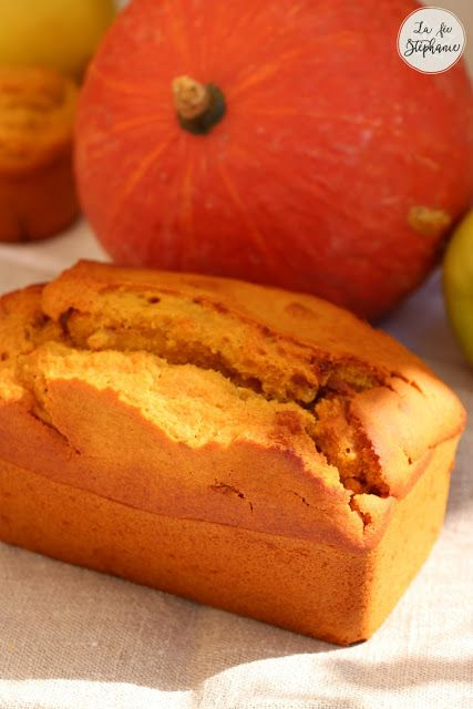 pain d'épices à la courge butternut et à la pomme, recette