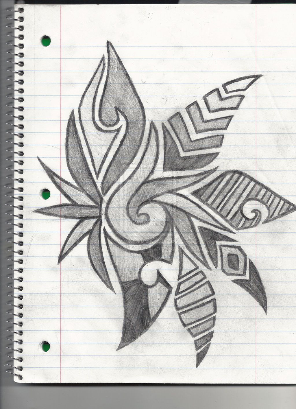 Abstract drawing 11 by on for Easy art drawing ideas