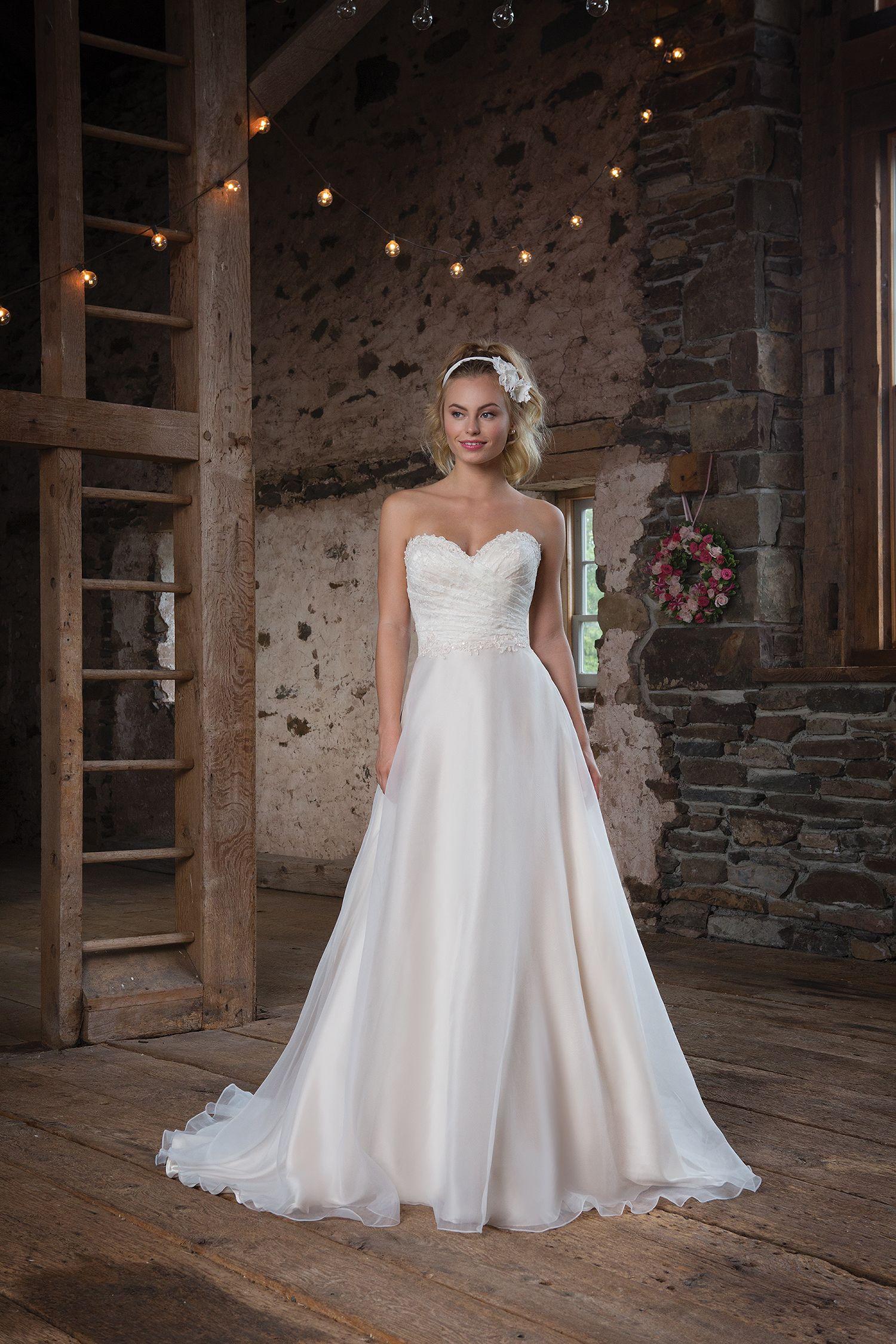 Mooie jurk van #Sweetheart