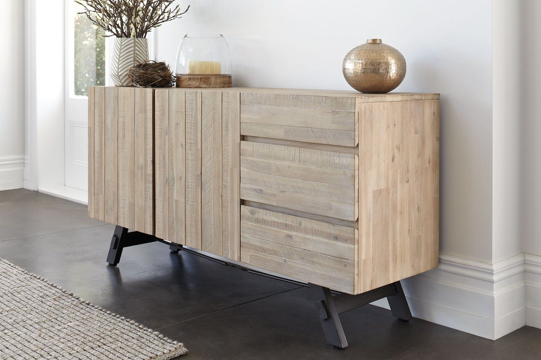 Bari Buffet By John Young Furniture Harvey Norman New Zealand