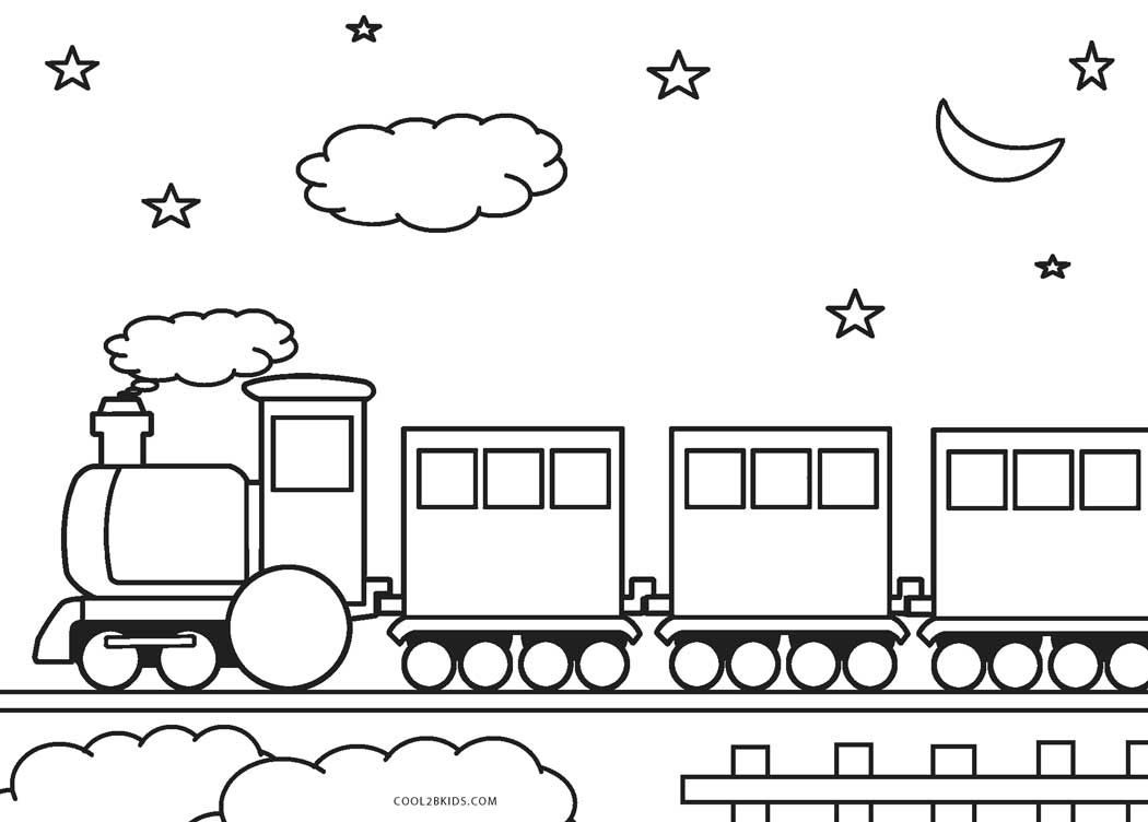17+ Inspiration Picture of Train Coloring Page - entitlementtrap