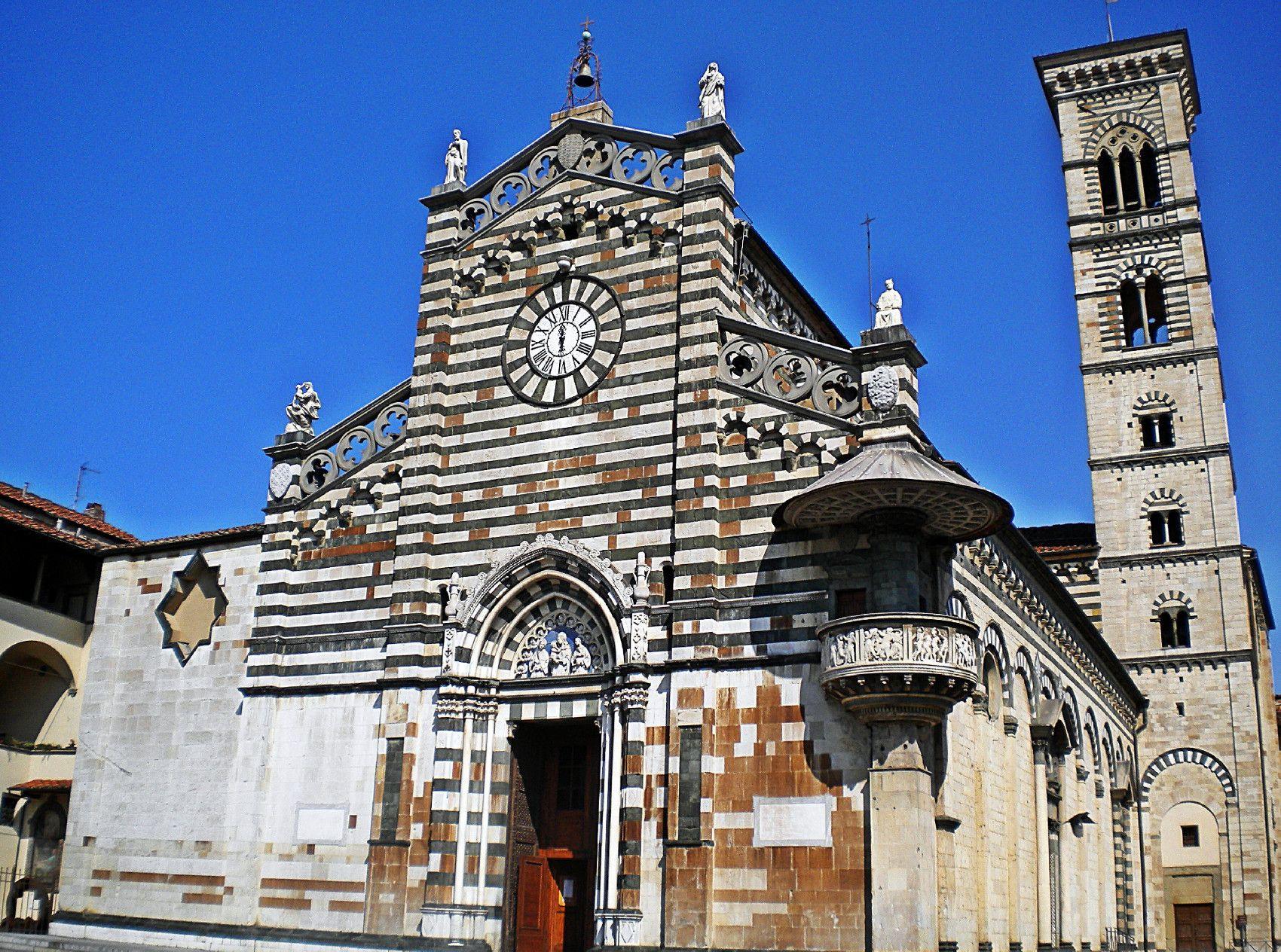 Gabriele d'Annunzio, Prato