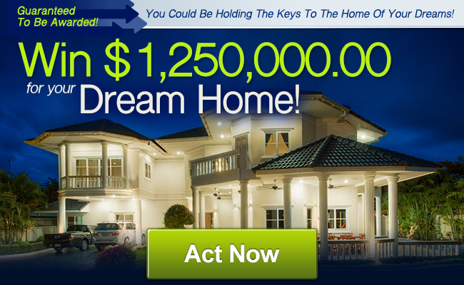 Free Online Sweepstakes & Contests | PCH com What a beautiful home