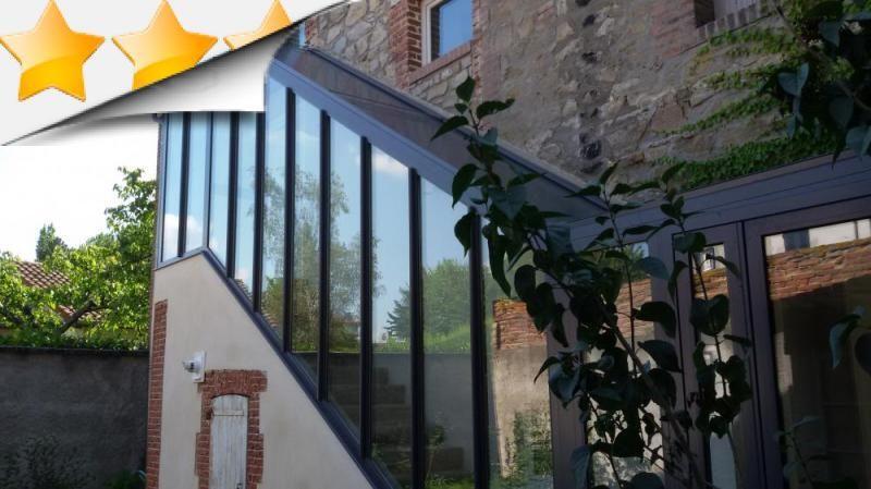 Escalier Exterieur Dans Veranda
