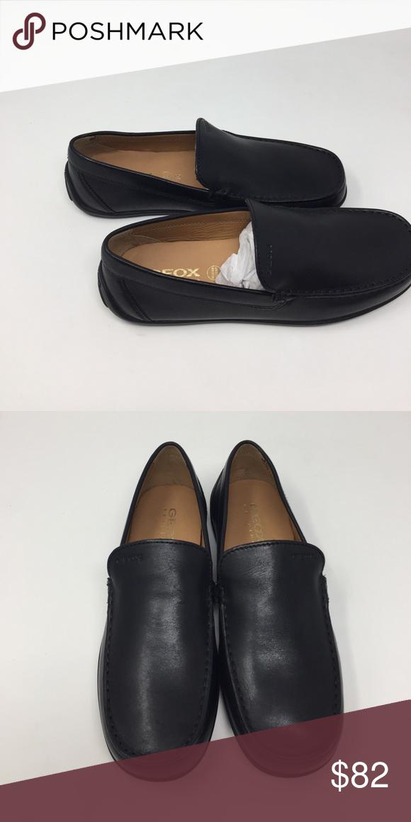 Geox Respira Womens Black Dress Shoe Size6ma3box1 My Posh Closet