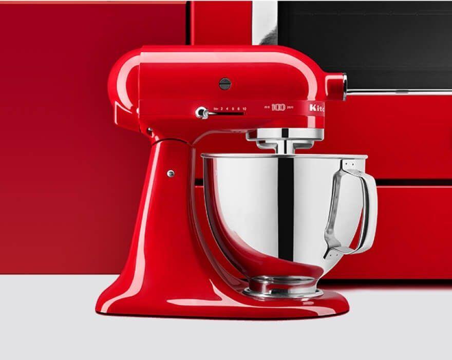 kitchenaid 100 anniversary mixer review