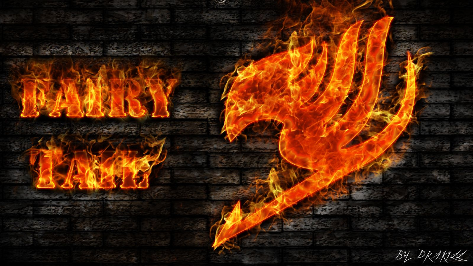 Bleach Fairy Tail Soul Eater Wallpapers Fairy Tail Dark