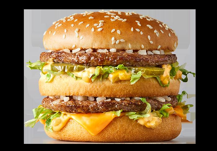 Big Mac Mcdonald S New Zealand In 2020 Food Tasty Delicious Burgers