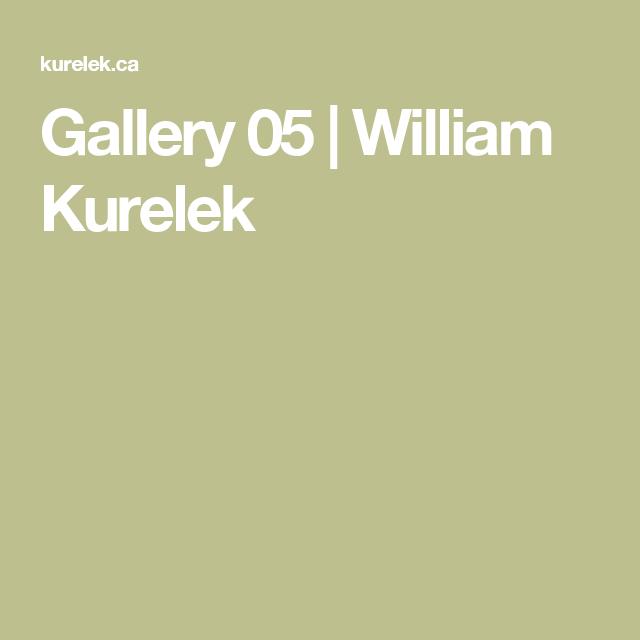 Gallery 05 | William Kurelek