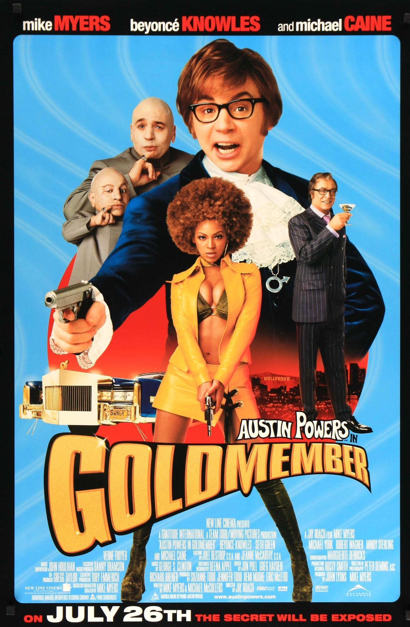 Austin Powers In Goldmember 2002 With Images Austin Powers