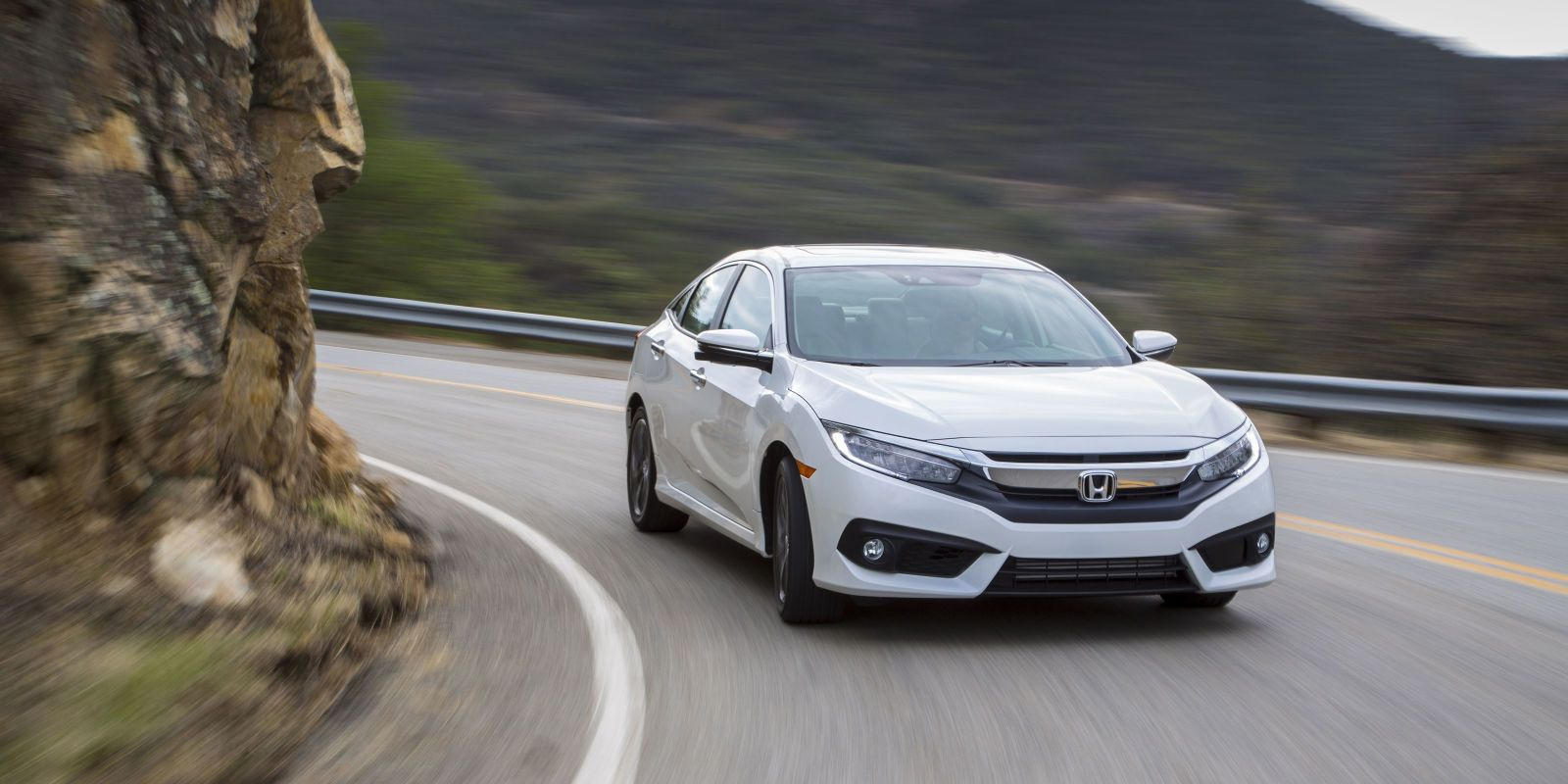 The 2016 Honda Civic Is A Surprising Return To The Fun Civics Of
