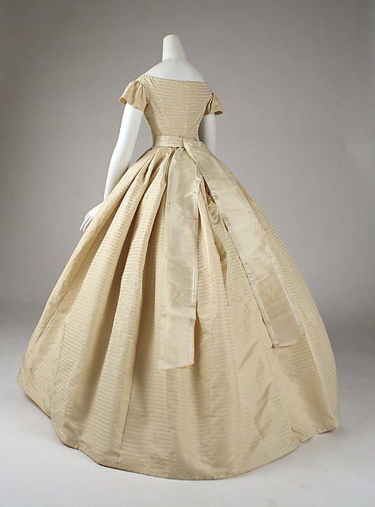 Wedding ensemble 1859