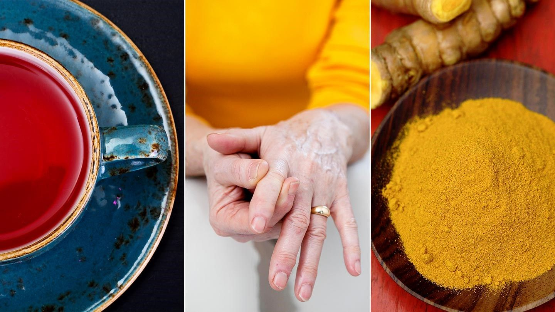Ease Rheumatoid Arthritis Symptoms With These Anti-Inflammatory Foods