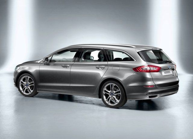 New Ford Mondeo Estate Film Rigolo Voiture