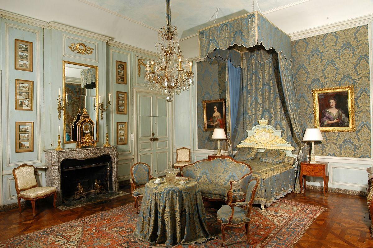 Chateaux Francais Interieurs