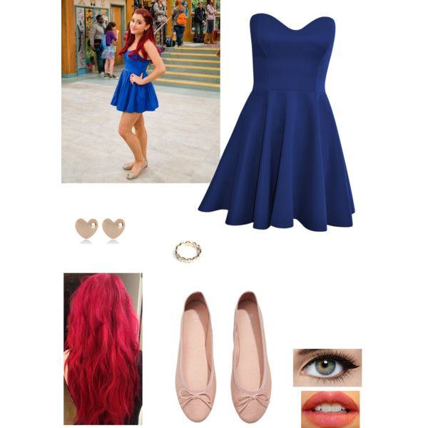 Inspired by Ariana Grande :)
