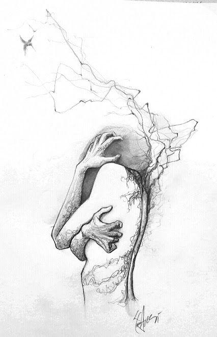Arte Dibujo Y Pintura Community Google Art Drawings Art Sketches