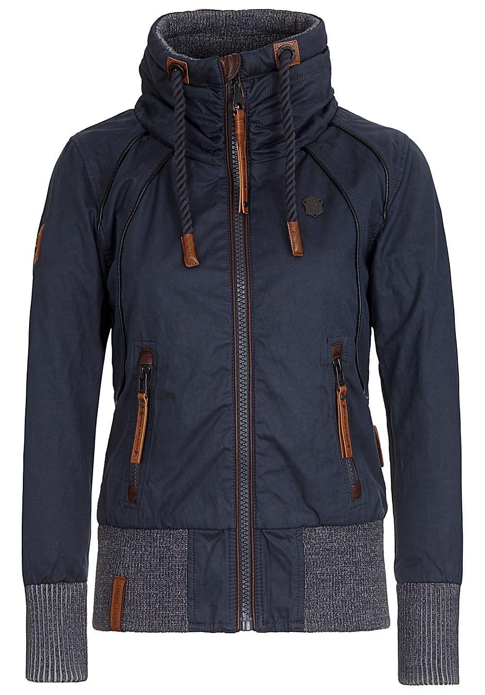 Naketano Schlagerstar V - Jacke für Damen - Blau Jetzt bestellen unter: ...