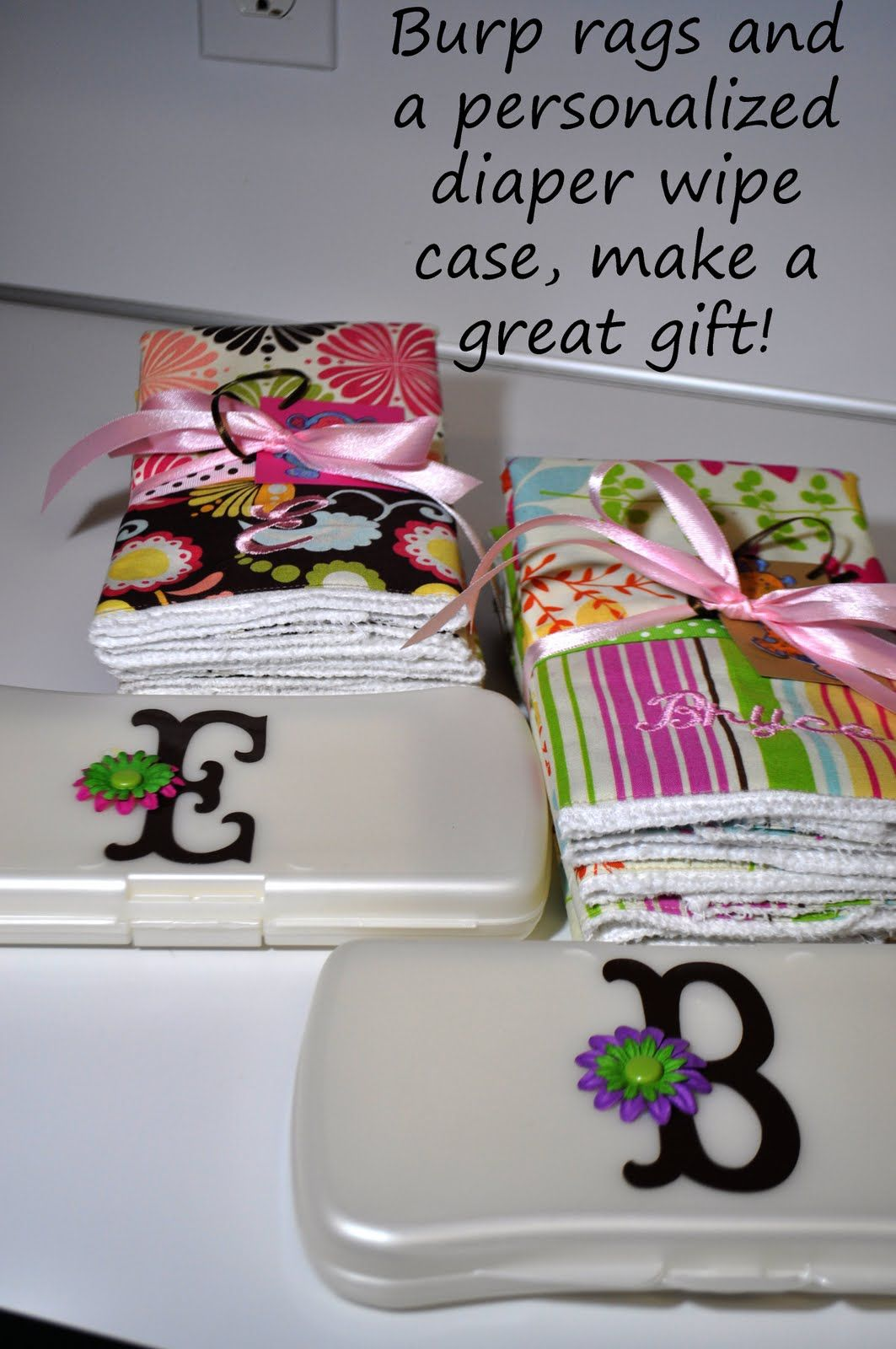 how to make diaper wipe case covers