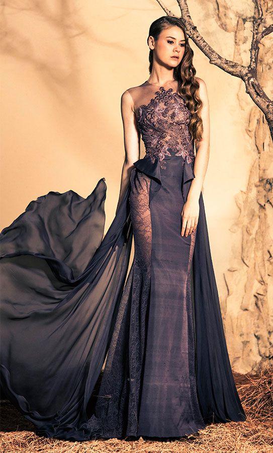 Maysociety Ziad Nakad Haute Couture - Fall/Winter 2015 | Look at ...