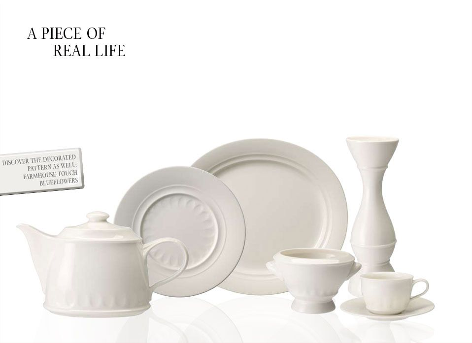 Villeroy and Boch Farmhouse touch relief | Wedding planning ...