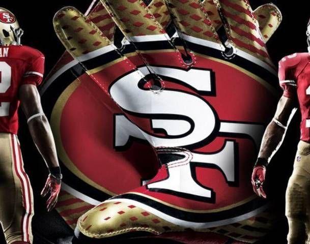49ers | New NFL Uniforms: San Francisco 49ers Nike Uniforms ...