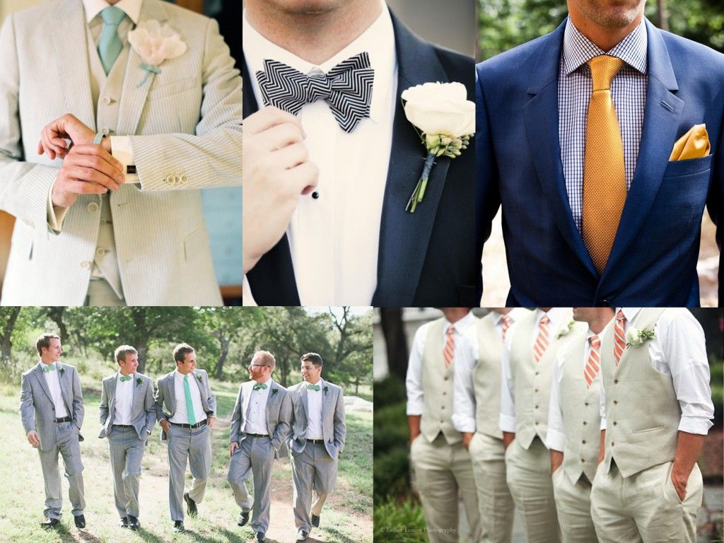 Beach Wedding Attire Ideas For Men