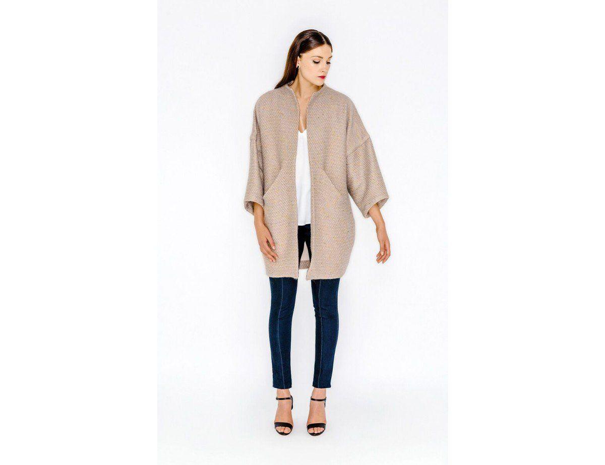 2336b50567509b Papercut Sapporo Coat Pattern - Harts Fabric